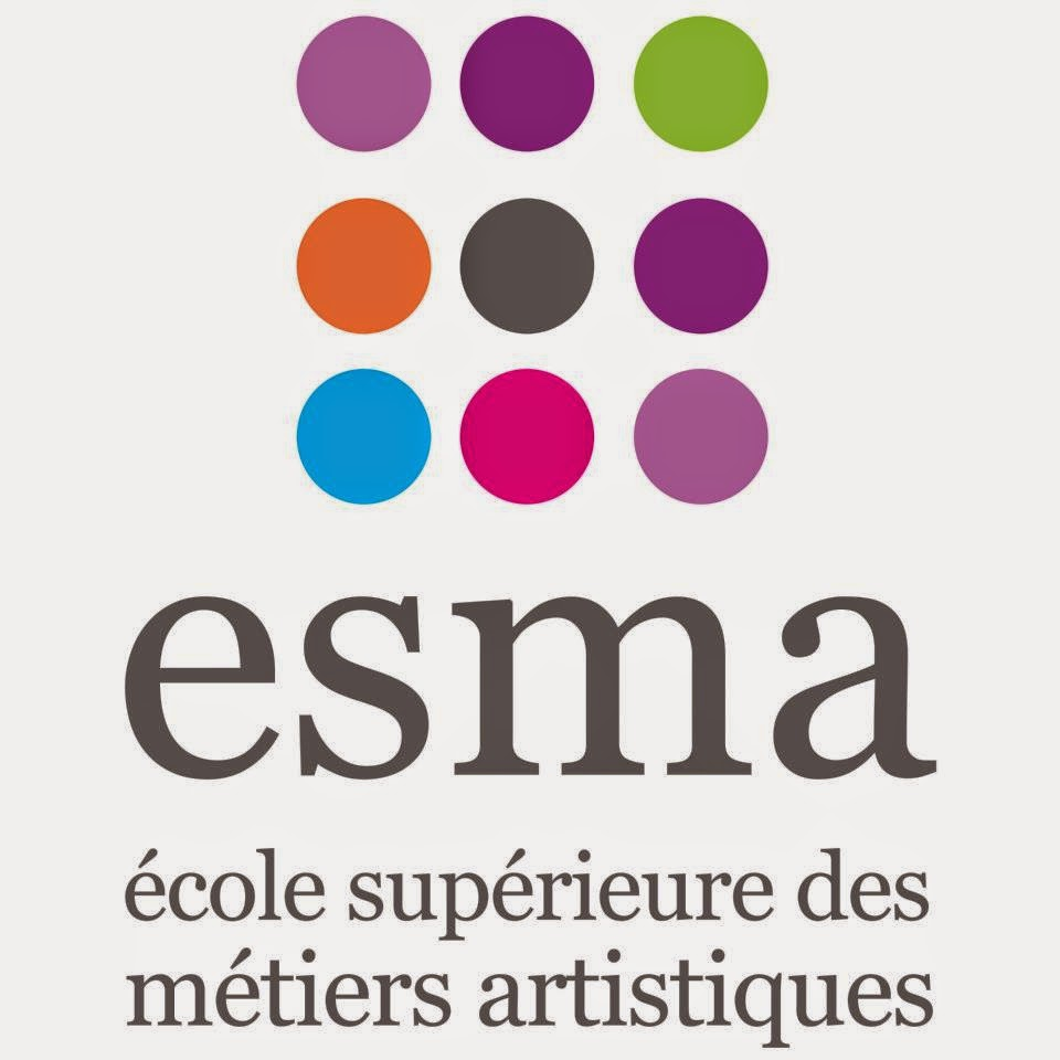 Logo de l'Ecole Supérieure des Métiers Artistiques