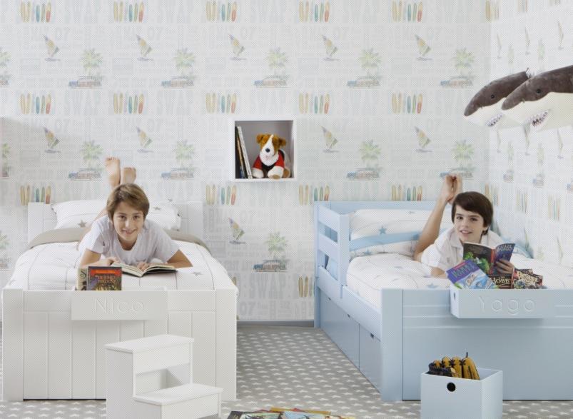 Le choix de la décoration de la chambre d'enfant